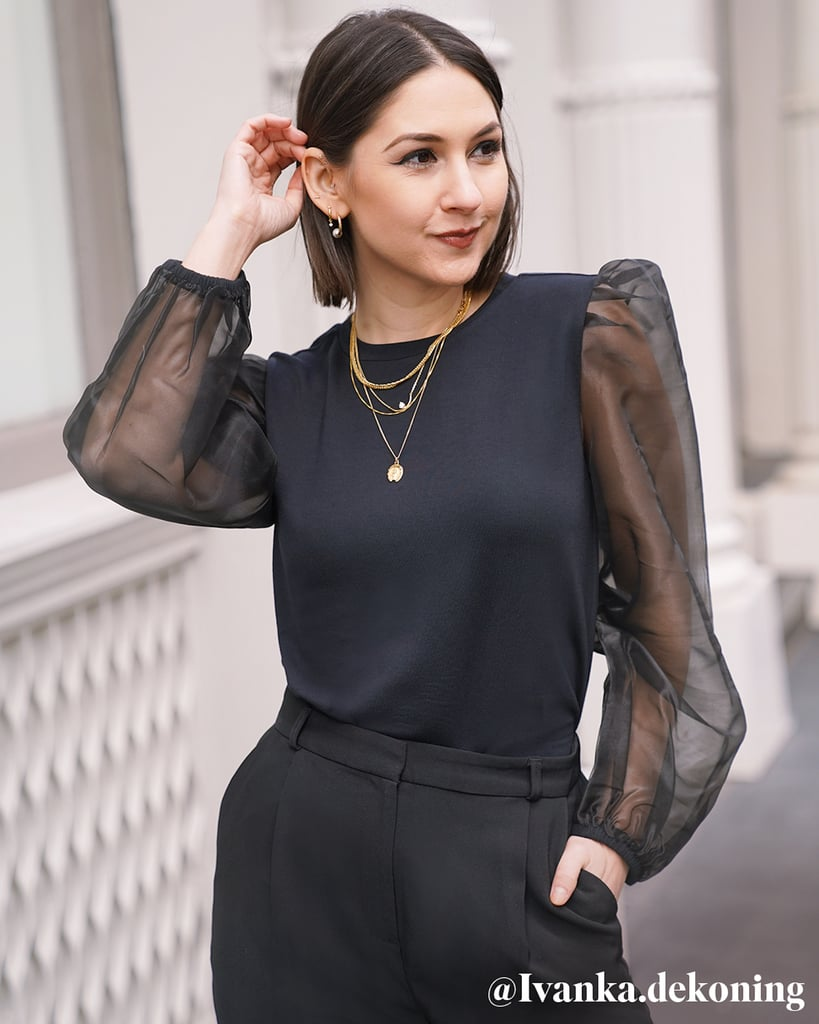 An On-Trend Top