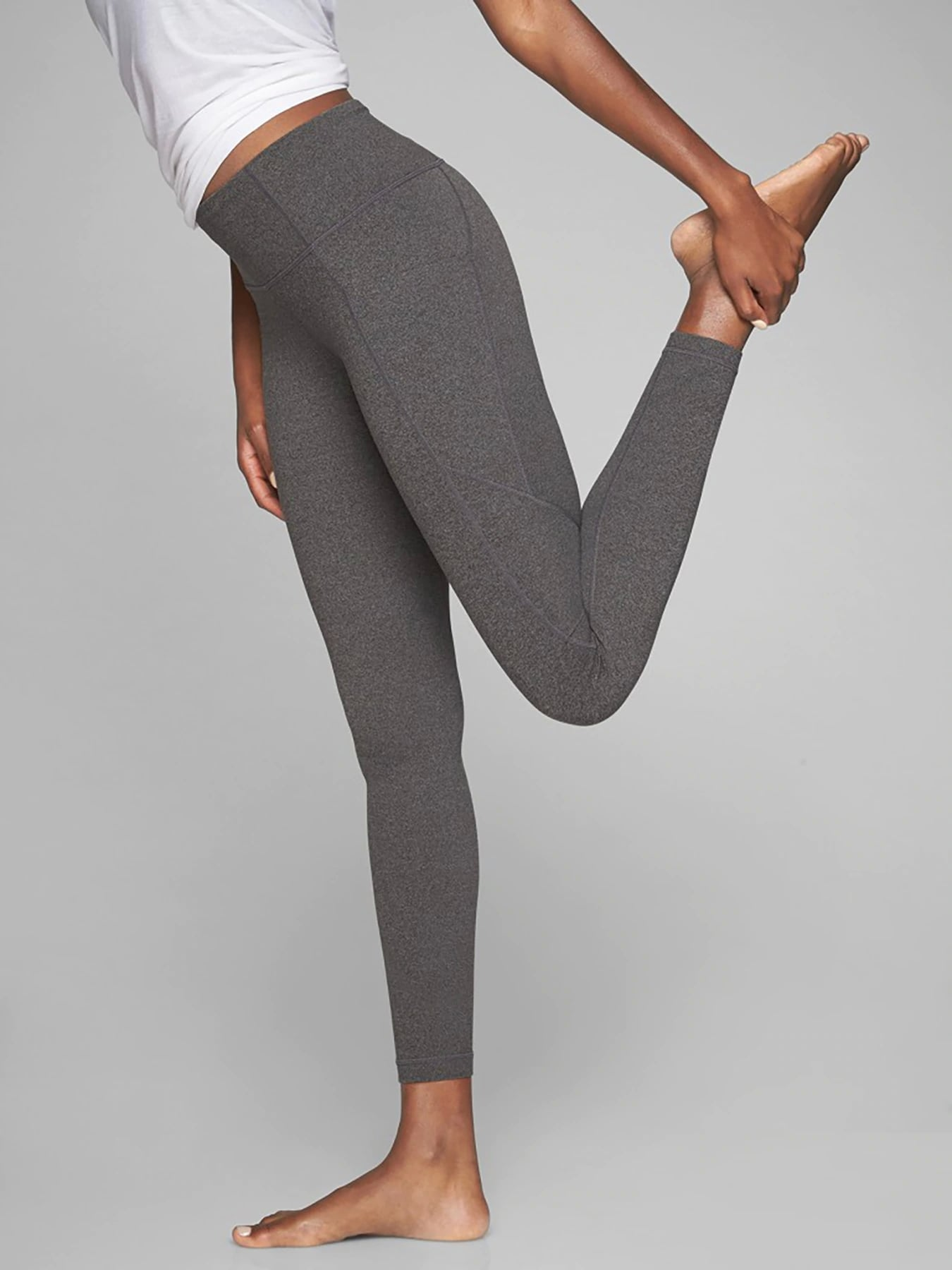 I Always Felt Uncomfortable and Insecure at the Gym, Until I Tried These Leggings