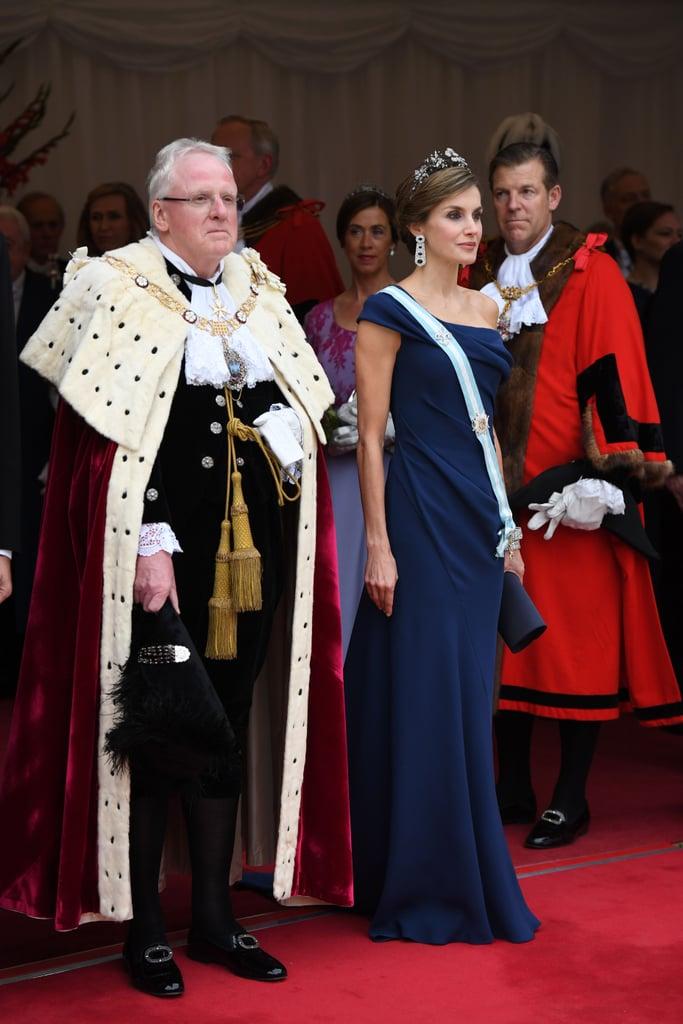 Queen Letizia of Spain's Evolution