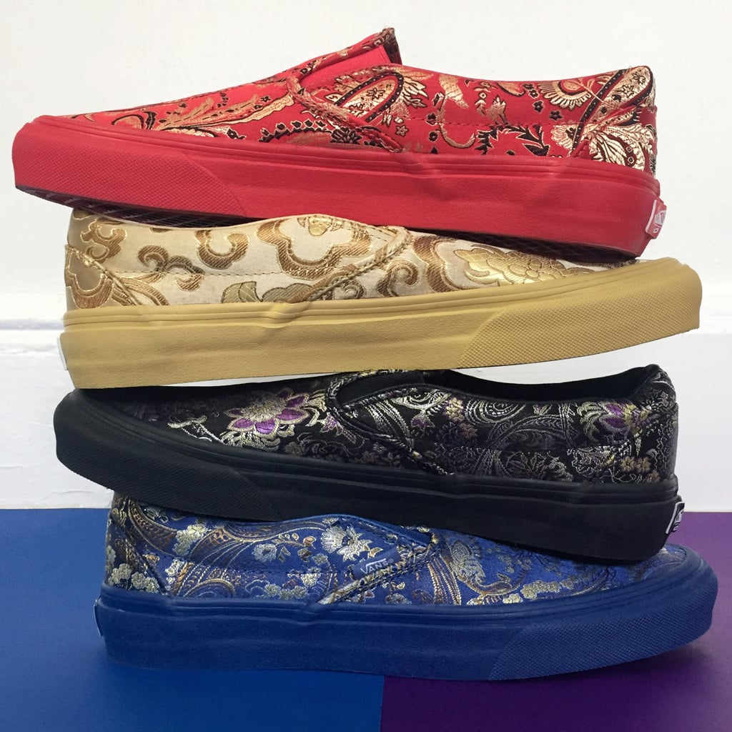 8ba9278ddf0 Vans x Opening Ceremony Qi Pao Shoes
