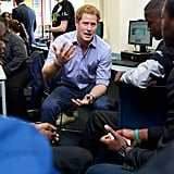 """Prince Harry: I """"Really Quite Hate"""" Twitter"""