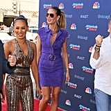 Mel B at America's Got Talent Season 12 Event March 2017
