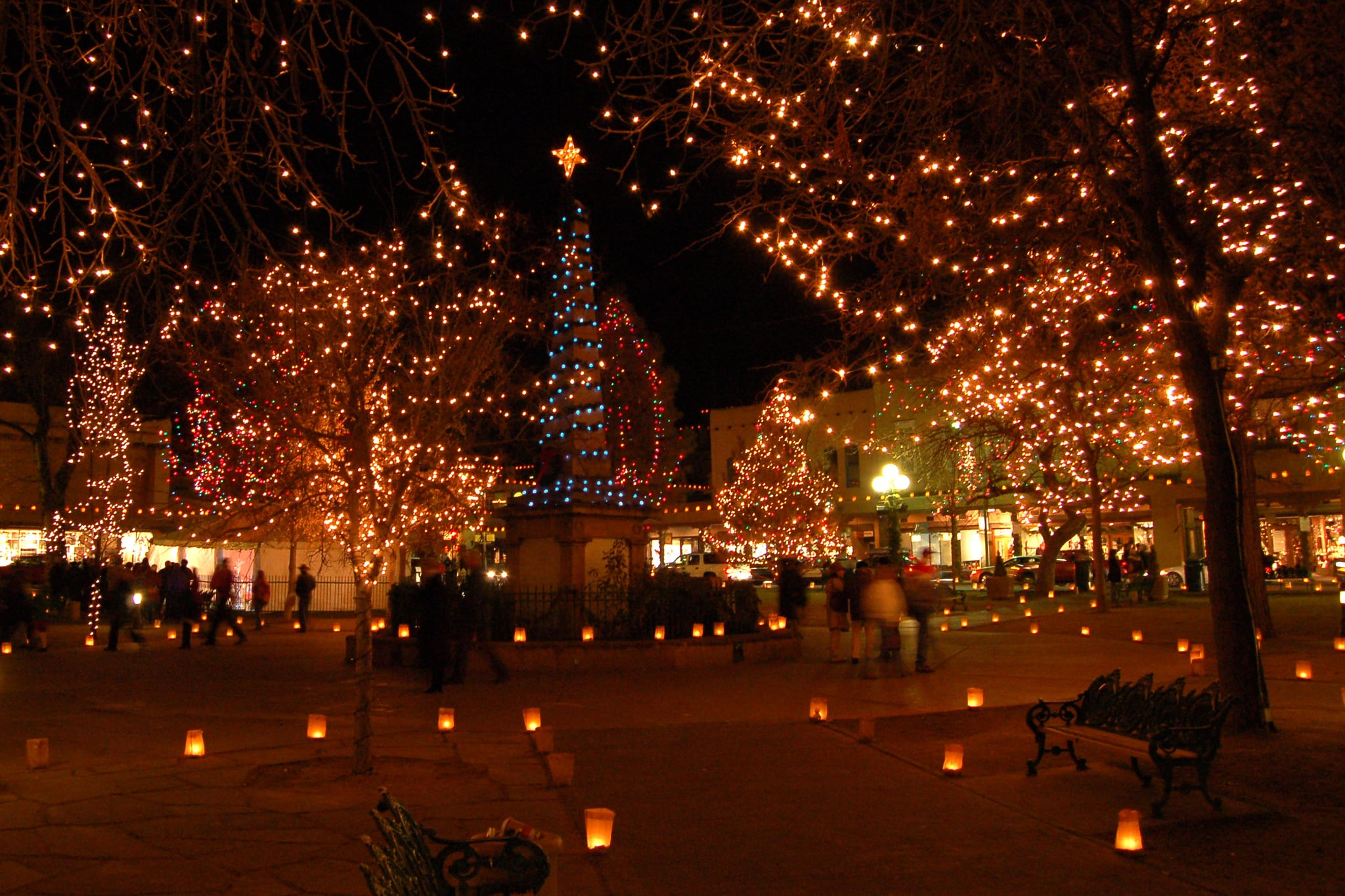 Santa Fe Nm Christmas Lovers Need To Add These 15 Cities To Their Holiday Travel List Popsugar Smart Living Photo 3