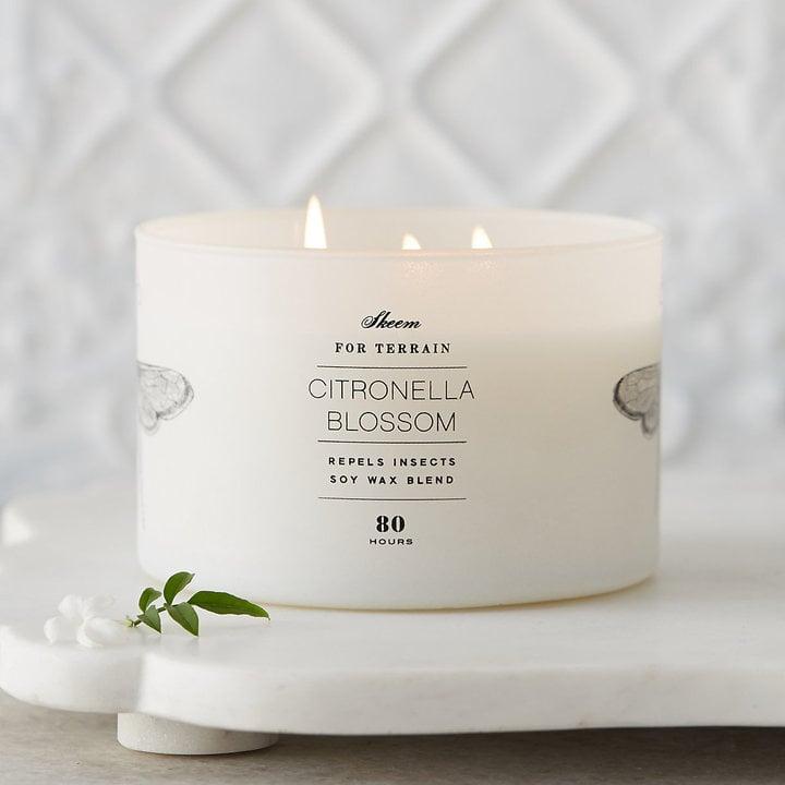 Blossom Citronella Candle ($36)
