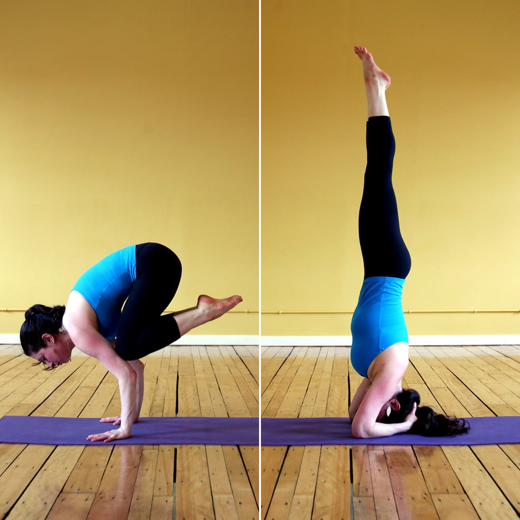 Balancing Act: Relinquish Fear Through Yoga