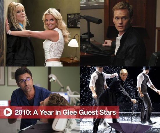 Glee Guest Stars and Celebrity Cameos in 2010