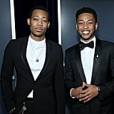 Pictured: Tyler James Williams and Jacob Latimore