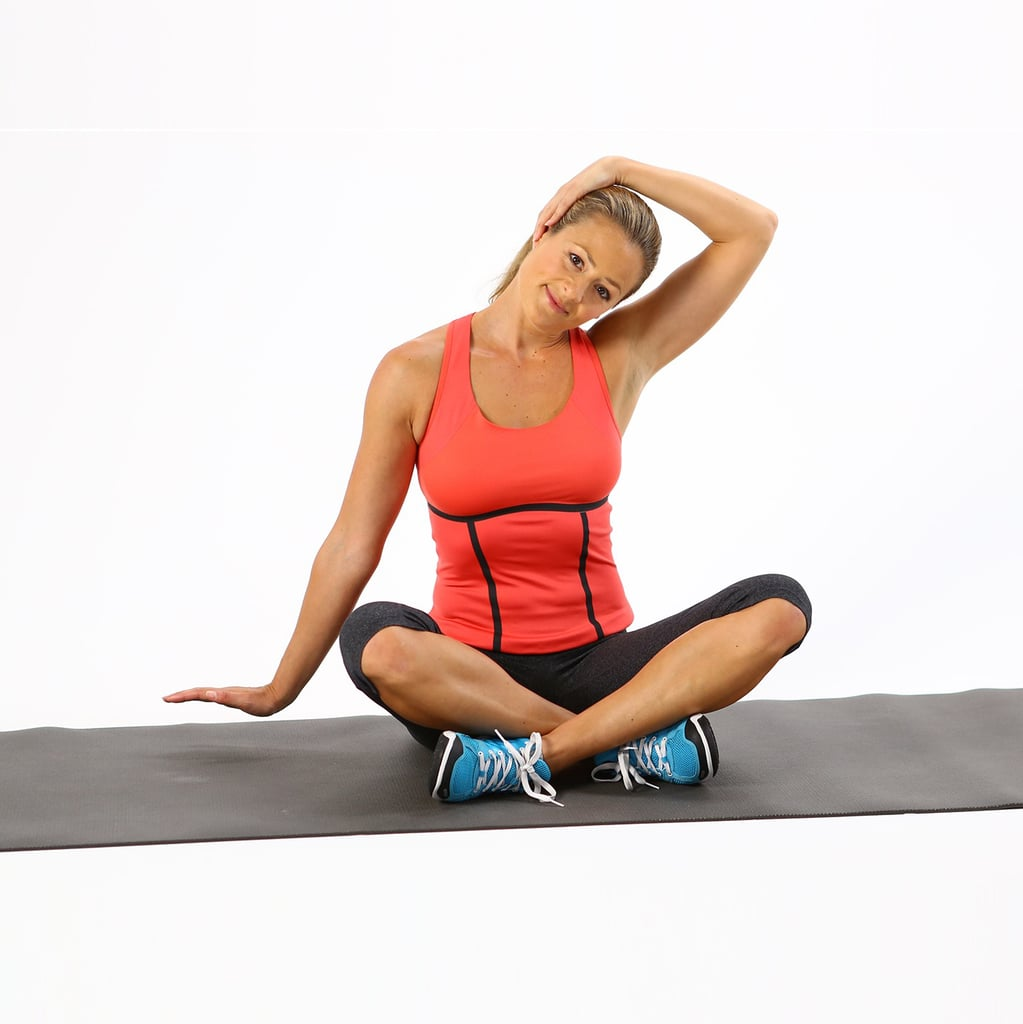 Seated Neck Release