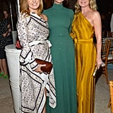 Connie Britton, Christy Turlington, and Ellen Pompeo at the InStyle Awards 2019