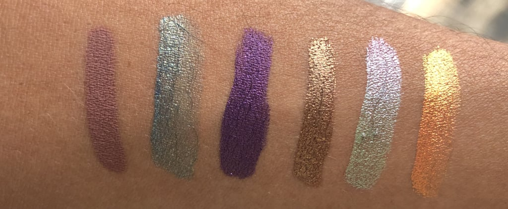 Dominique Cosmetics Beautiful Mess Liquid Eyeshadow Review
