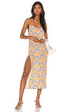 Endless Summer Madison Midi Dress