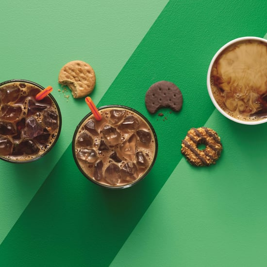Dunkin' Donuts Girl Scout Coffee
