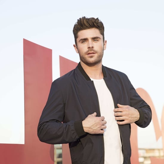 Zac Efron For Hugo Boss Fragrance