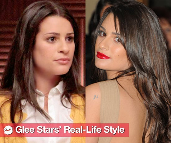 Glee actors dating in real life
