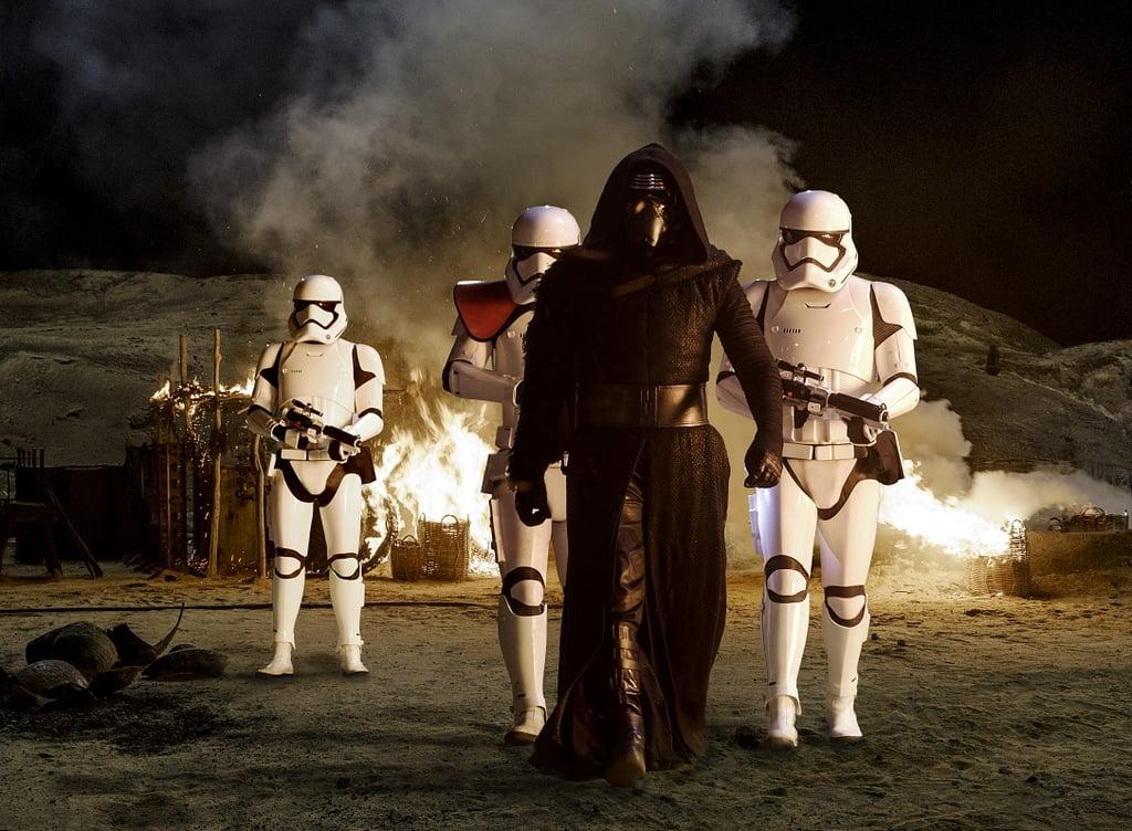 Star Wars: Episode VII — The Force Awakens Teaser Trailer