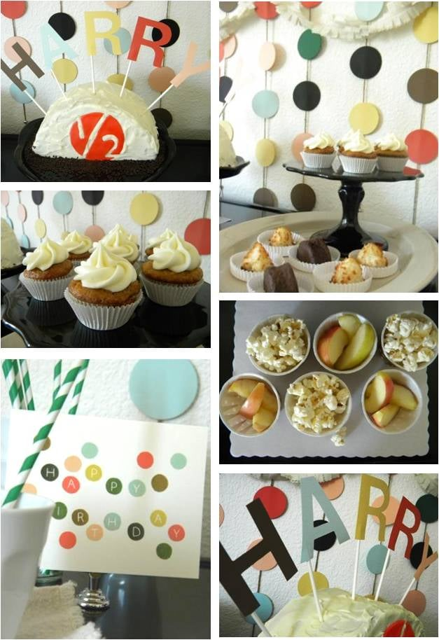 How to Throw a HalfBirthday Party POPSUGAR Moms