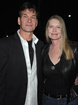 Morning Links — Patrick Swayze's Widow to Break Her Silence