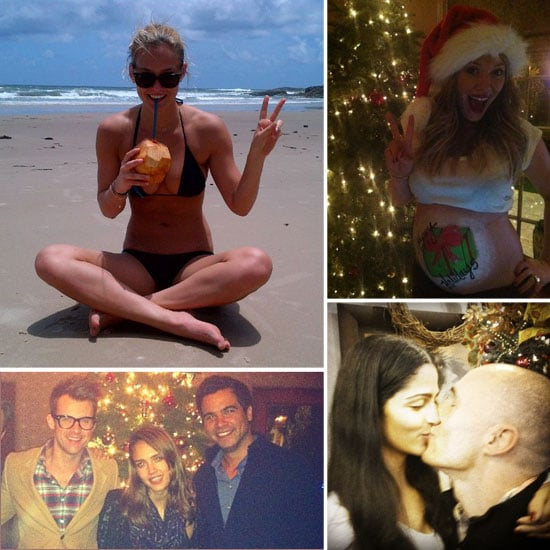 Celebrity Twitter Pictures Week of December 27, 2011