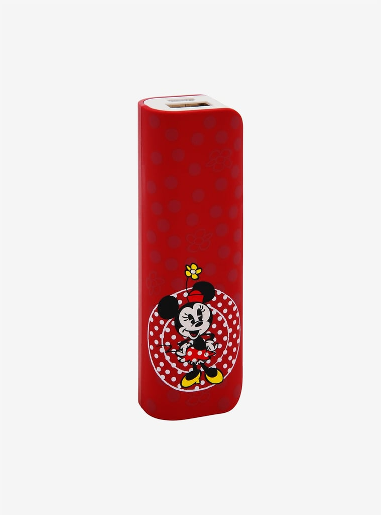 Disney Minnie Mouse Rechargeable Power Bank