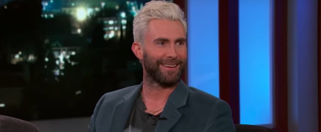 Adam Levine's Story About the Day His Daughter Was Born Will Make You Giggle For Days