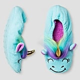 Cat & Jack Kids Unicorn Bootie Slippers