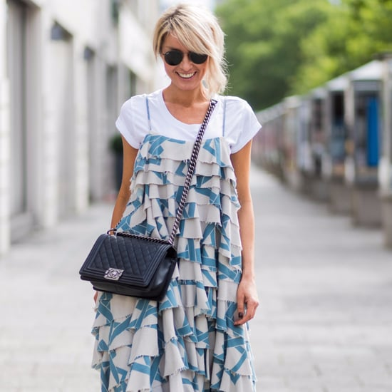 How to Style a Slip Dress and Tee