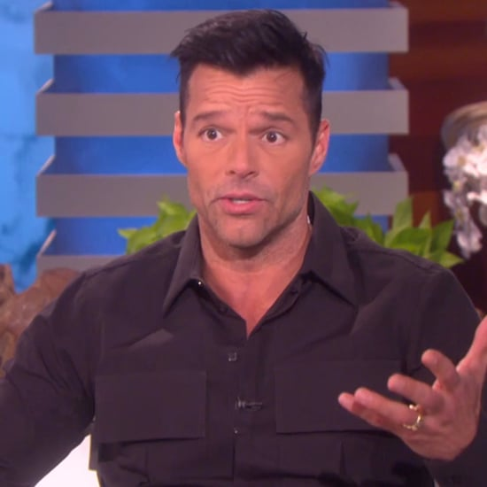 Ricky Martin Talking About Puerto Rico on Ellen Video