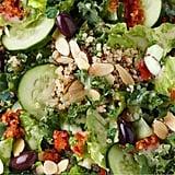 Mediterranean Quinoa Salad With Almonds
