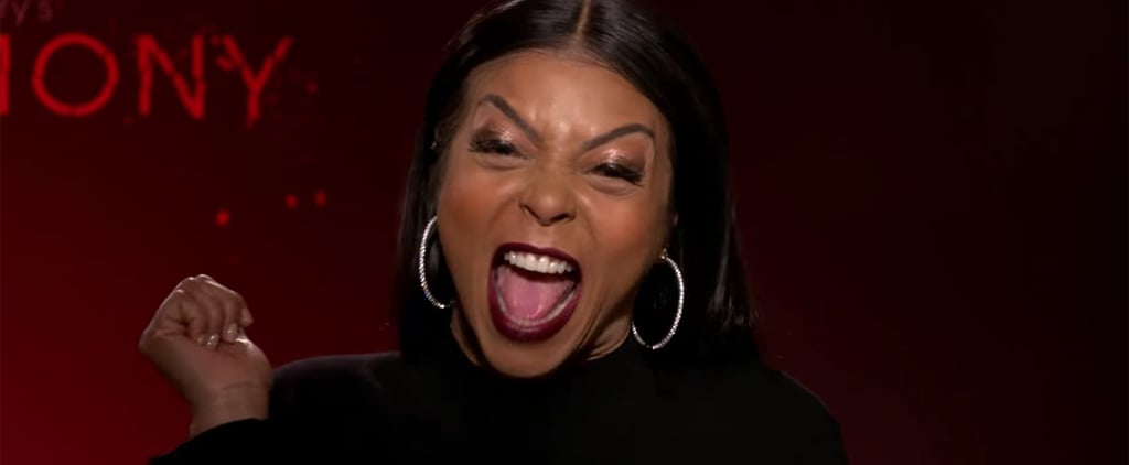 Taraji P. Henson's Impression of Cardi B Video