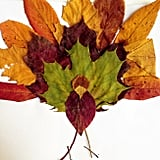 Fall Leaf Turkey