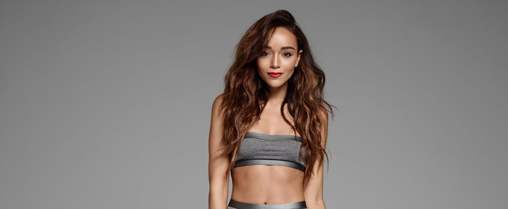 Only Ashley Madekwe Could Make Trainers Look This Sexy