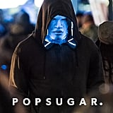 Jamie Foxx as Electro in The Amazing Spider-Man 2.