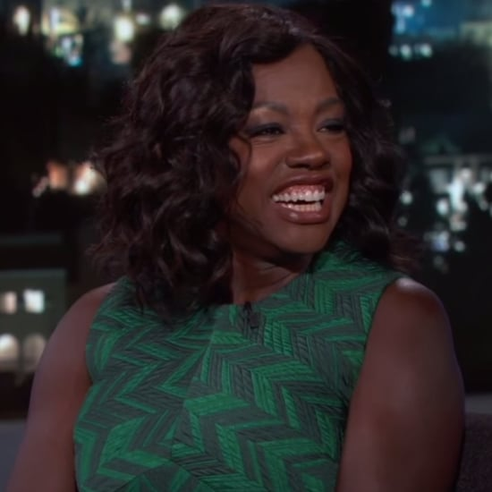 Viola Davis on Jimmy Kimmel Live September 2016