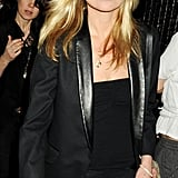 Photos of Kate Moss, Lily Allen and Billie Piper at London Fashion Week