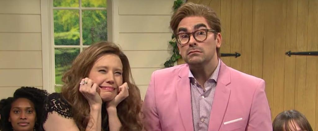 Watch Dan Levy and Kate McKinnon in SNL Wedding Skit | Video