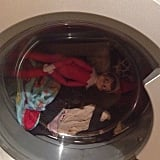 Put Him in the Laundry