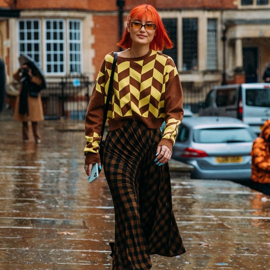 Best Street Style at London Fashion Week Fall 2020