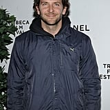 Bradley Cooper looked casual for the Chanel dinner party during the eighth annual Tribeca Film Festival in April 2009.