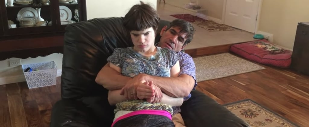 Watch a Dad's Heartbreaking Plea to Legalize Cannabis to Help His Daughter With Autism