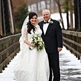 Gatsby-Inspired Winter Wedding