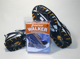 Yaktrax Make Walking in the Snow a Breeze