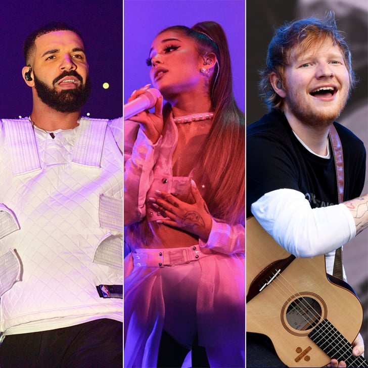 Spotify's Most-Streamed Artists and Songs From 2010 to 2019