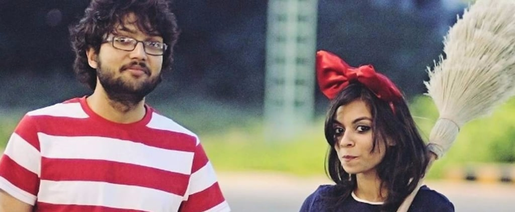 30+ Adorable Studio Ghibli Couple Costumes That You're Guaranteed to Love