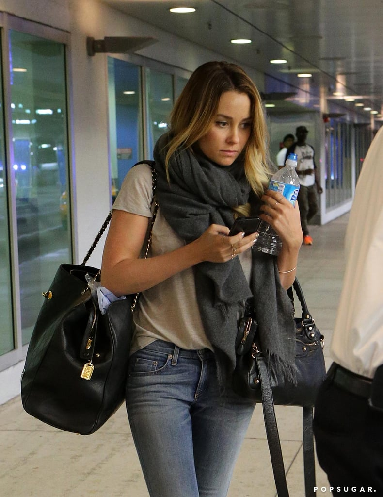 Lauren Conrad Debuts Her Runway-Ready Locks in Miami