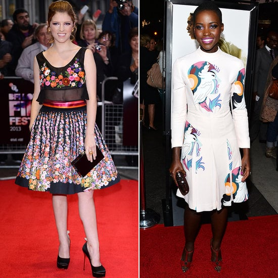 Celebrities in Spring 2014 Clothes