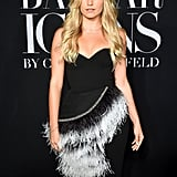 Sailor Lee Brinkley-Cook at the Harper's Bazaar ICONS Party