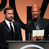 Steve Carell and Common