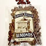 Coffee Glazed Almonds ($4)