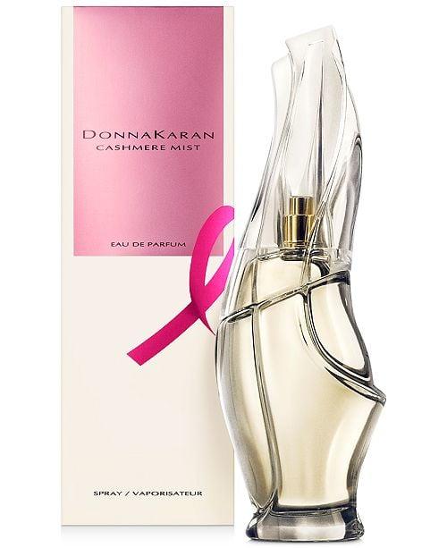 pretty nice 383a0 eebab Donna Karan Cashmere Mist Breast Cancer Awareness Eau de ...
