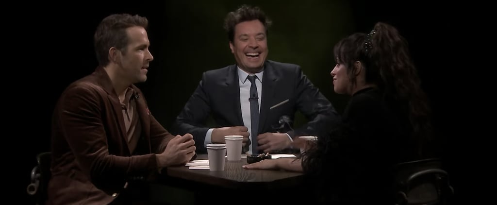 """Ryan Reynolds and Camila Cabello Play """"True Confessions"""""""